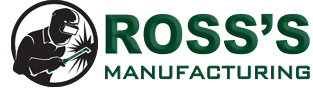 Ross Manufacturing Logo
